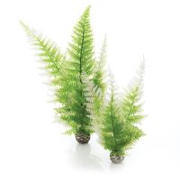 BiOrb Winter Ferns Easy Plant Pack of 2 Reef One Medium Size Aquarium Fish Tank